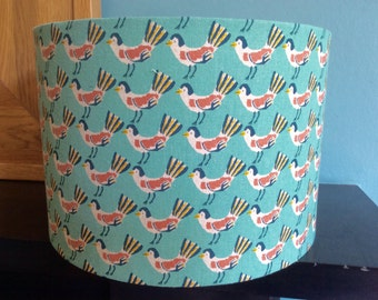 30cm drum table lampshade