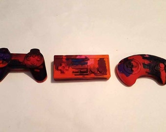 Classic controllers custom crayons
