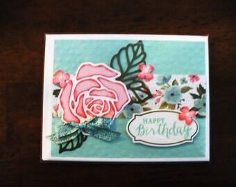 Stampin Up Rose Wonder
