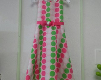 6/6x Twirl Dress
