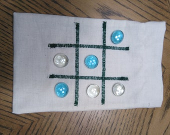 Noughts and Crosses, Tic-Tac-Toe,  Xs and Os, Travel Games for Kids,