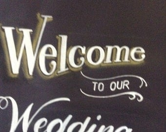 Welcome to Wedding