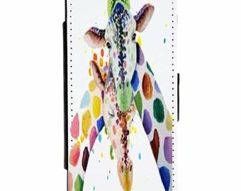 Giraffe Art Phone Case (Matilda and baby )