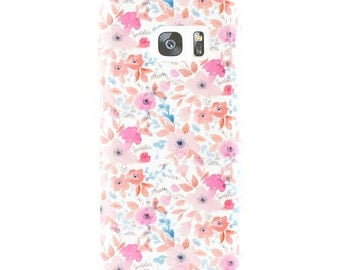 iPhone Case Watercolor iPhone 7 Case Floral iPhone SE Case Free Shipping Samsung Galaxy S7 Case Designer Phone Case Flower iPhone 6 Case