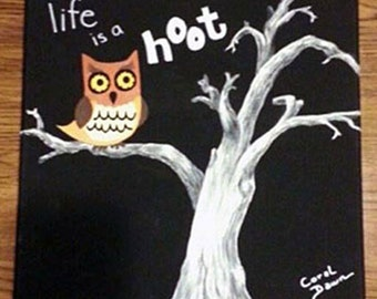 Life is a Hoot