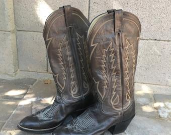 Vintage Cowboy Boots size 10