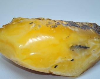 Natural Baltic Amber Stone 582.3g