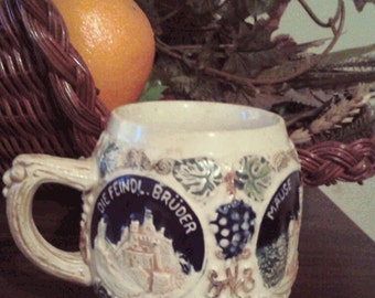 Vintage German Mug