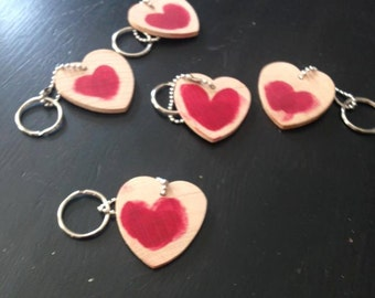 Lots of Love Keychain