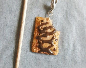 Chocolate Chip Toaster Pastry