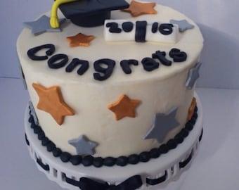Graduation Cake Decoration Kit SALE