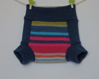 Lambswool baby soakers, diaper covers, Size S