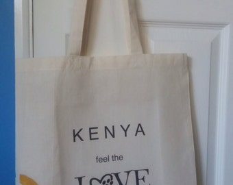 Tote bag / Cotton Customise