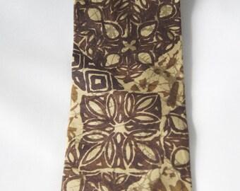 Vintage Kamehameha Hawaiian Necktie