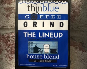 The Lineup - 12 oz Coffee Roast - Coffee with a Cause