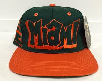 Vintage Miami NFL Hat