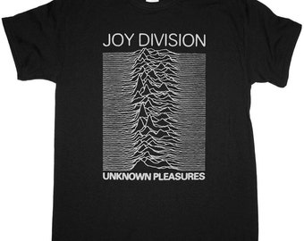 Joy Devision Black Men's T-Shirt