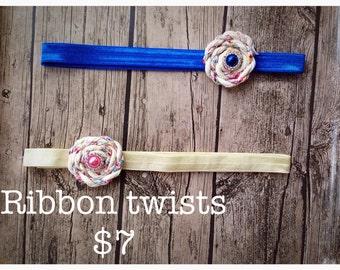 Ribbon Twists