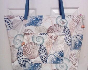 Beach Bag or Weekender bag.