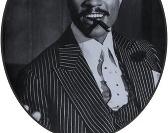 Billie D Williams  Harry Belafonte Afro Vintage T- Shirts