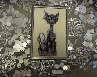 American McGee's Alice Cheshire Cat Metal Case