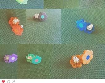 Perler Beads eartuds