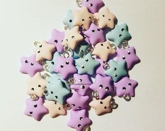 Kawaii Happy Stars