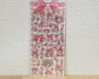 SALE!! Sanrio My melody sticker sheet decal