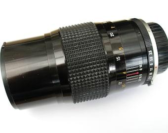Mitakon 200mm f3.5 Prime Telephoto Lens - Olympus OM Fit