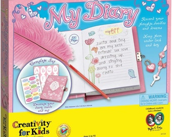 My Diary Kit- Decorate your Diary