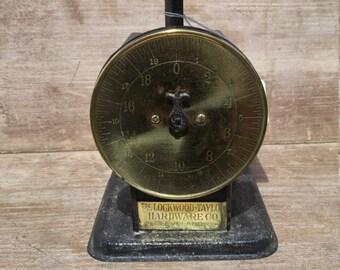 Antique Lockwood-Taylor Scale