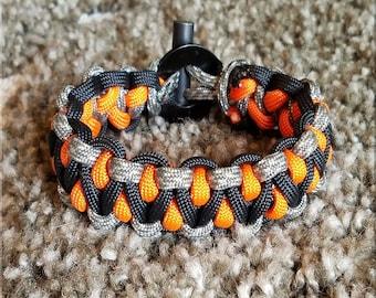 Solomans Dragon Survival Paracord Bracelet