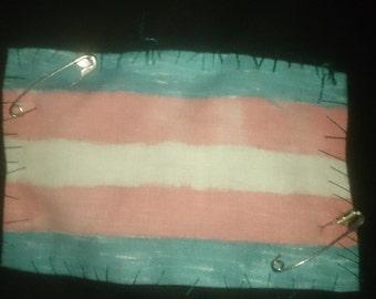 Trans Pride Patch