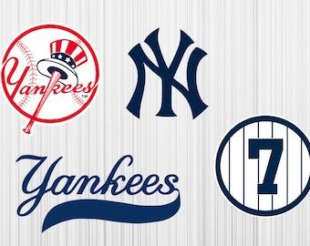 Yankees pack svg/png/eps/pdf baseball