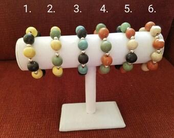 Honduran Bead Bracelets