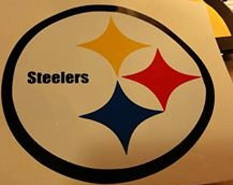 Pittsburgh Steelers Decal