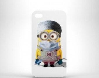 Hull Minion doctor iPhone 4S 5 5 c SE 6 S 6 PLUS & Samsung Galaxy S3 S4 S5 S6 S7 EDGE