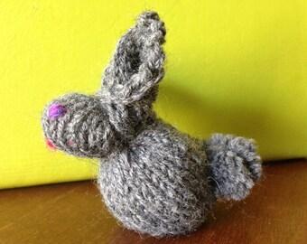 Little Grey Bunny