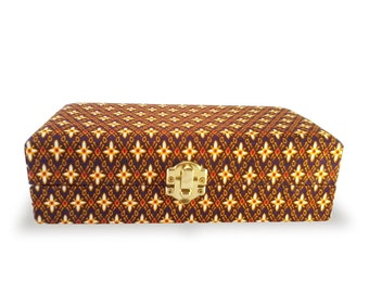 Fabric Jewelry Box, Storage Box