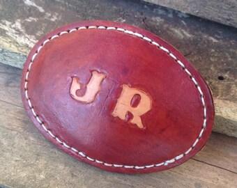 Personalized Belt Buckle  - Trophy buckle - Cowboy Buckle