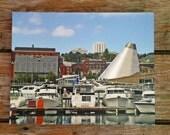 Tacoma Waterfront, Boats, Glass Museum, Thea Foss Waterway, Washington State HIstory Museum