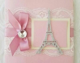 Paris Invitation, ideal for your next sweetsixteen, XV años or wedding
