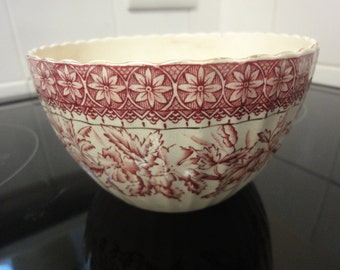 bowl with lovely design un dated