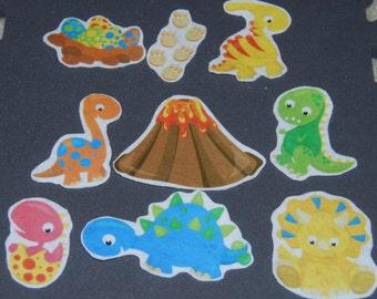 Dinosaur Felt Story/Flannel Story/Felt Board