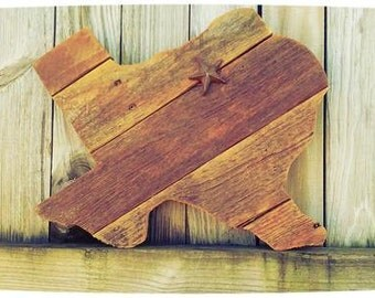 Texas Wood Shape, Texas Sign, Wood Texas, Texas Shape, Rustic Texas Designs