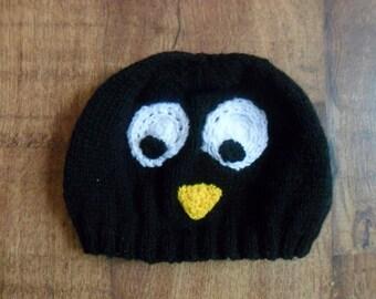 Novelty Penguin hat