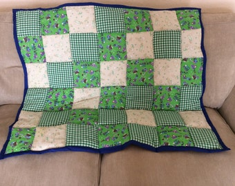 Quilted baby mats
