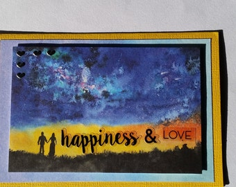 Happiness & Love Card