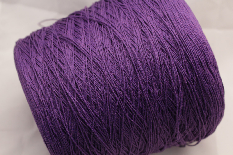 Machine Knitting Yarn Australia : Linen yarn on cone machine knitting hand