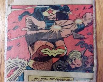 Wonder Woman Coasters